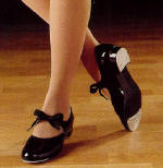Capezio Jr Tyette tap shoes